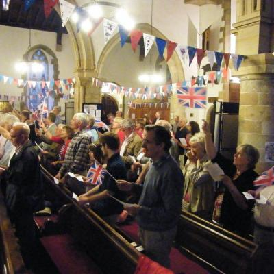 Audience Jubilee