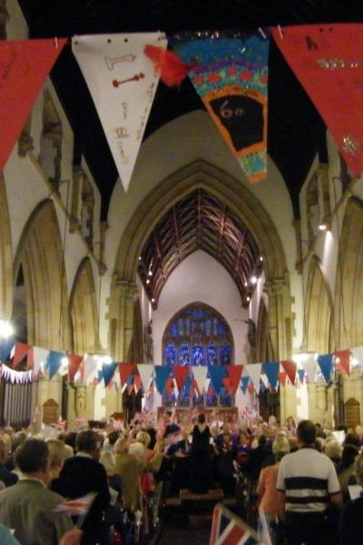 Bunting Church Jubilee