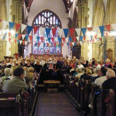 Church Aisle Jubilee